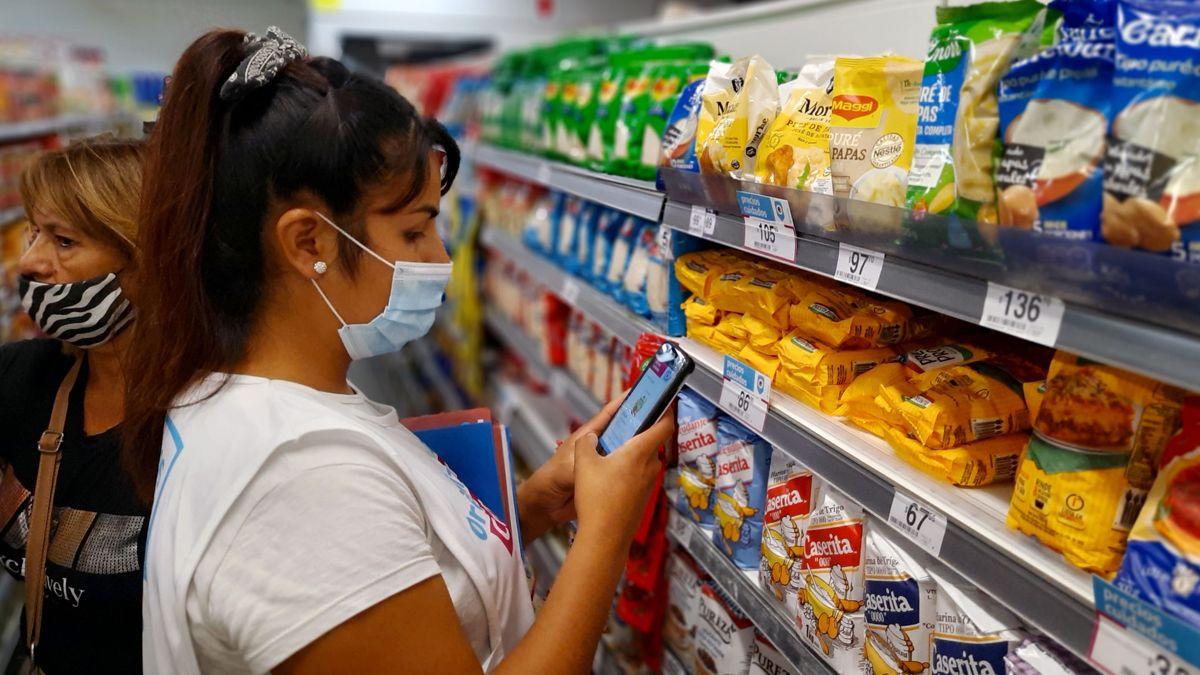 El Indec dio a conocer la inflación de septiembre.