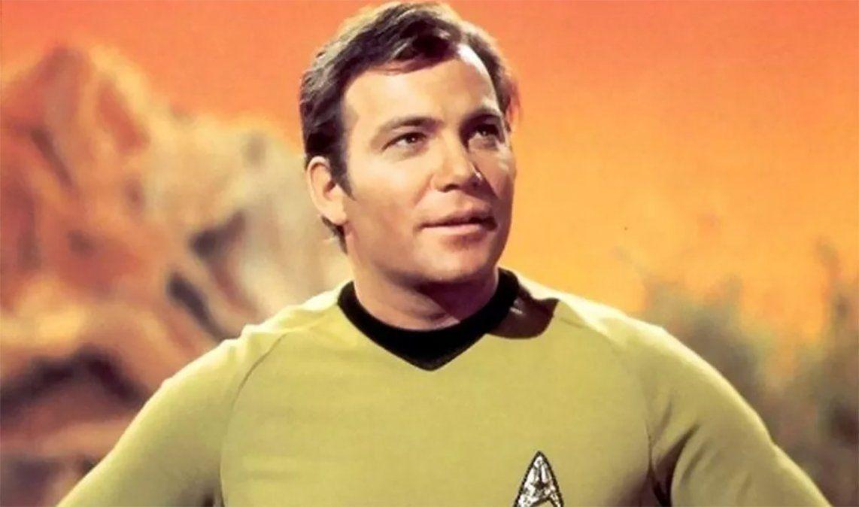 Finalmente, el Capitán Kirk llegó al espacio
