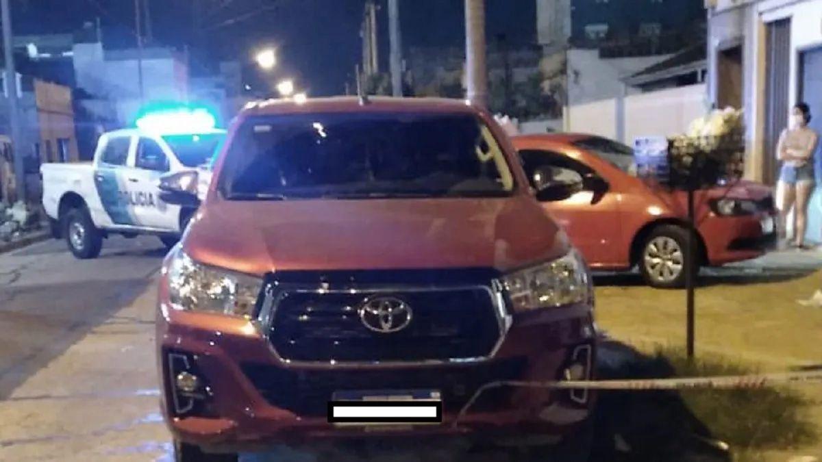 El tiroteo se produjo cuando un grupo de delincuentes intentaba robar una camioneta.