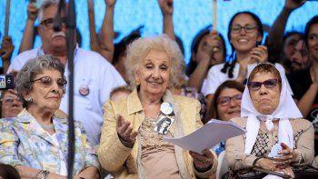 Abuelas de Plaza de Mayo cumple 43 años y realiza actividades en redes sociales