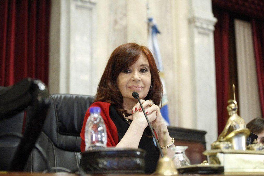Gobierno: Oficializaron la renuncia a los haberes de vicepresidenta de Cristina Kirchner.