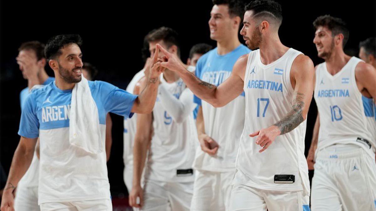 La Selección argentina masculina de básquetbol buscará meterse en las semifinales de los Juegos Olímpicos de Tokio 2020