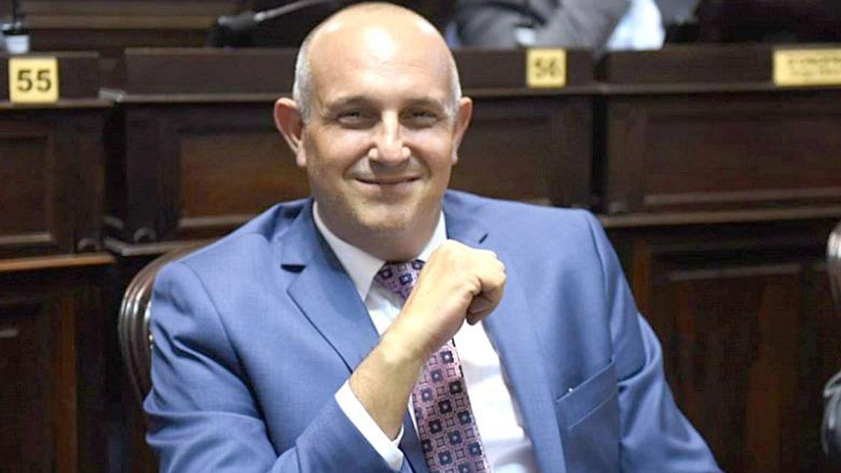 Alexis Guerrera es el hombre designado en el Ministerio de Transporte.