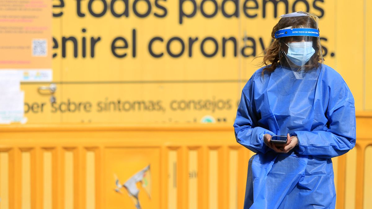 Argentina acumula más de 4.7 millones de casos positivos de coronavirus.