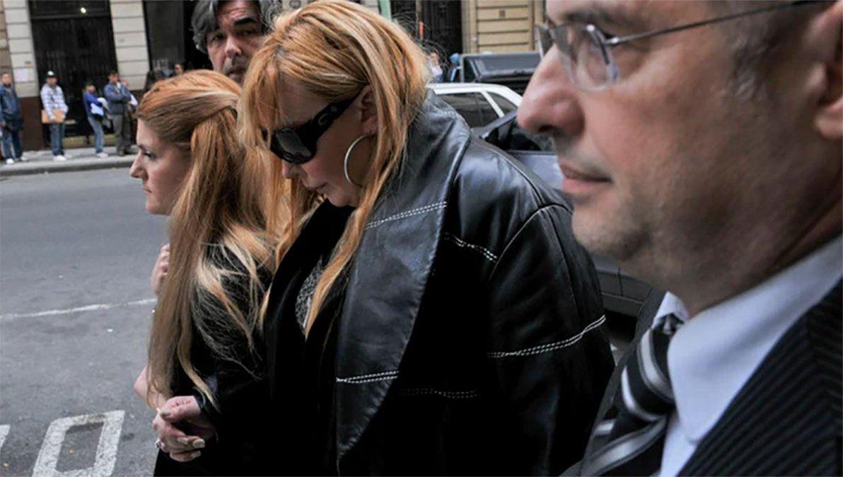 Giselle Rímolo obtuvo su libertad