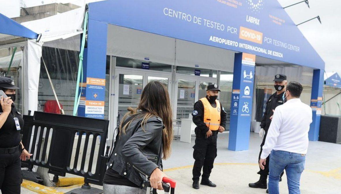 Detectaron en la Argentina dos casos de la variante delta
