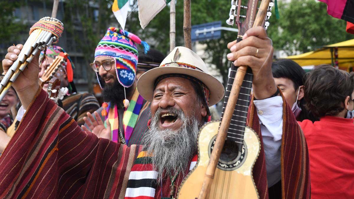 La actividad se realizó en el Día del Respeto a la Diversidad Cultural.