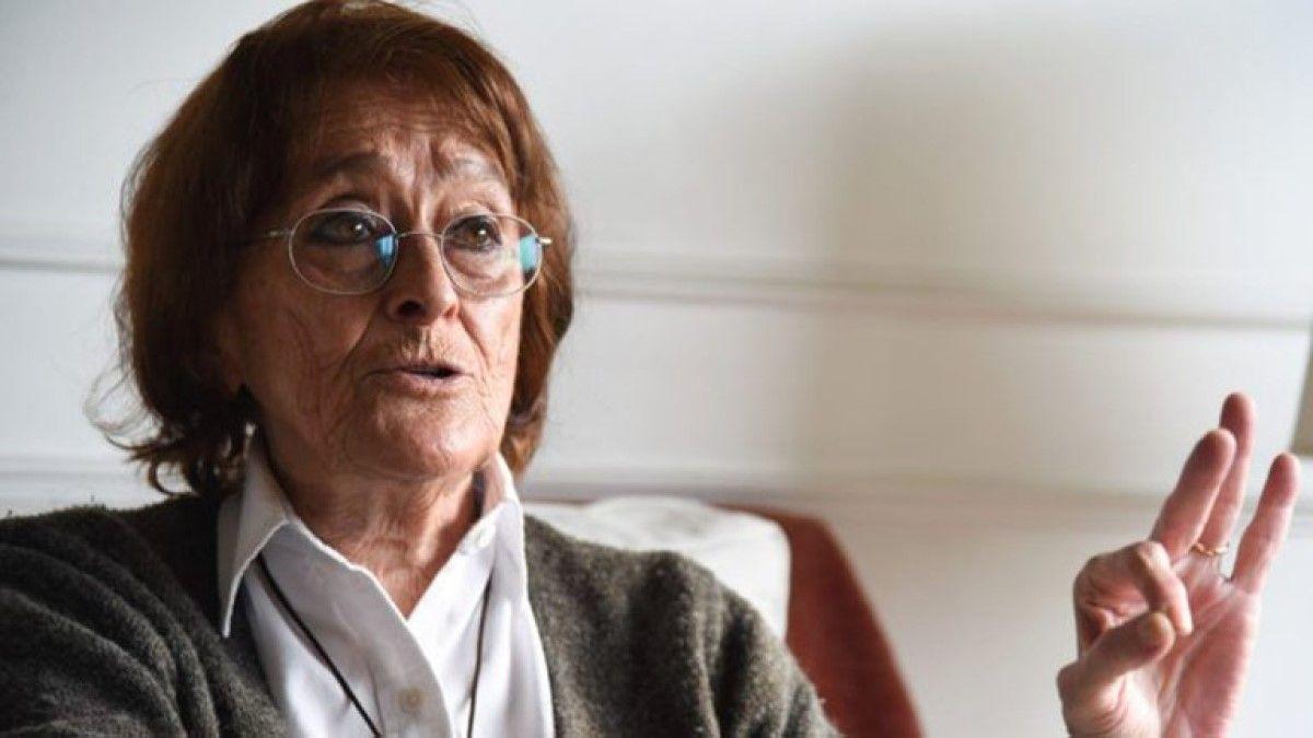 Murió la socióloga y exdiputada de izquierda Alcira Argumedo