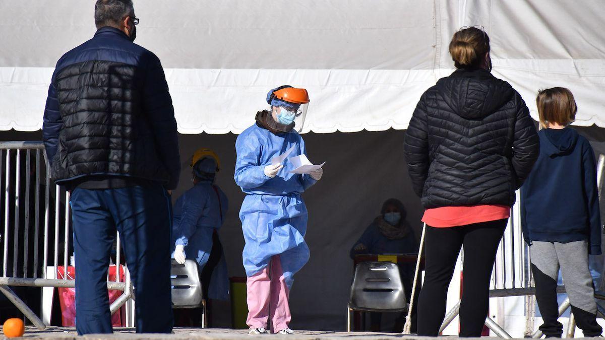 Córdoba reportó 23 muertos y 1.276 nuevos casos de coronavirus en las últimas 24 horas.