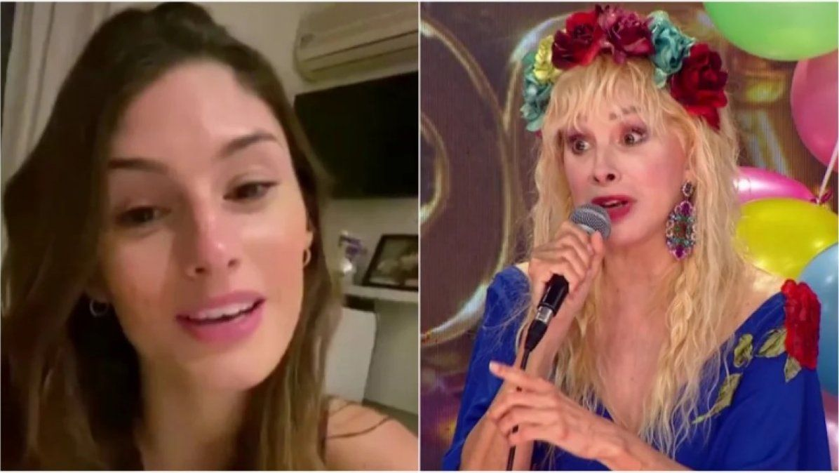 Lola Latorre oficializó su renuncia al Cantando 2020 y Nacha Guevara se refirió al escándalo.