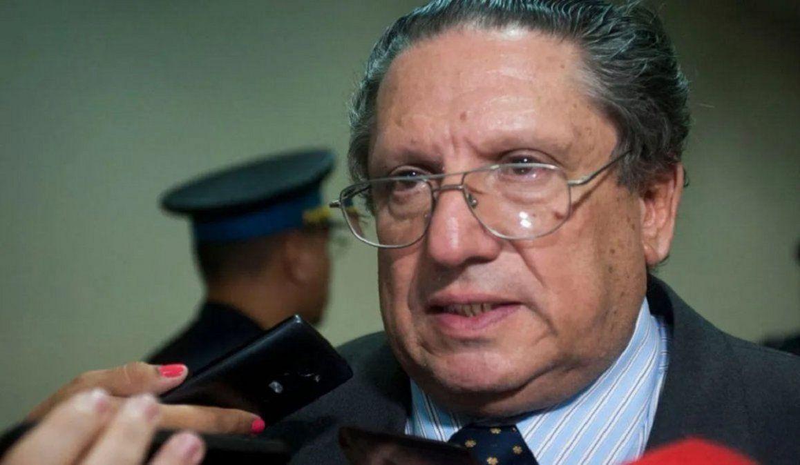 Hallan muerto al ex juez federal José Antonio Solá Torino.