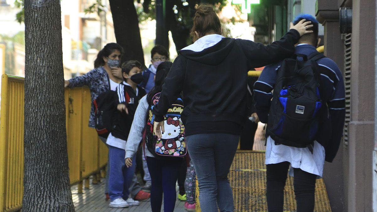 En Ciudad de Buenos Aires sigue el paro de docentes