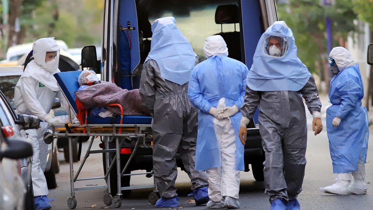Este miércoles el país reportó 25.932 nuevos casos de coronavirus.