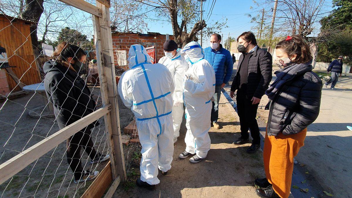 Argentina registró este jueves 1.350 nuevos casos de coronavirus.