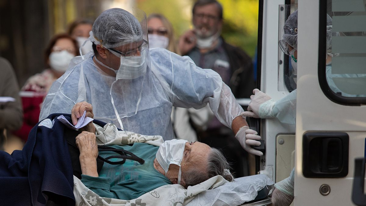 Coronavirus: 443 muertes y 12.969 contagios
