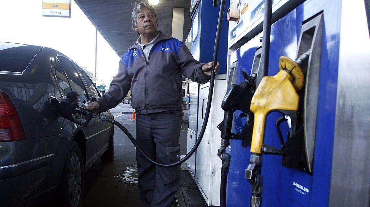 YPF aumentó nuevamente sus combustibles.