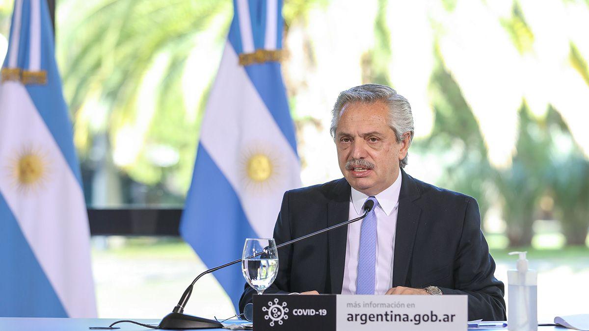 El Gobierno oficializó la extensión del aislamiento social hasta el 11 de octubre
