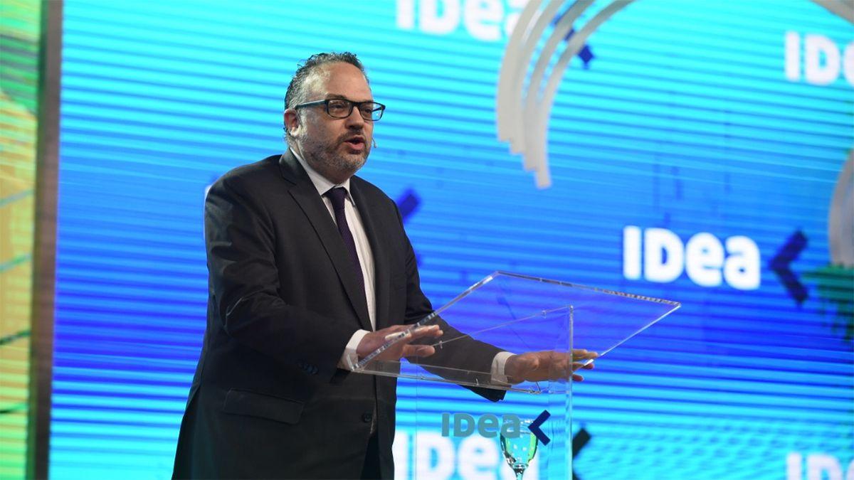 El ministro Matías Kulfas en el Coloquio de IDEA