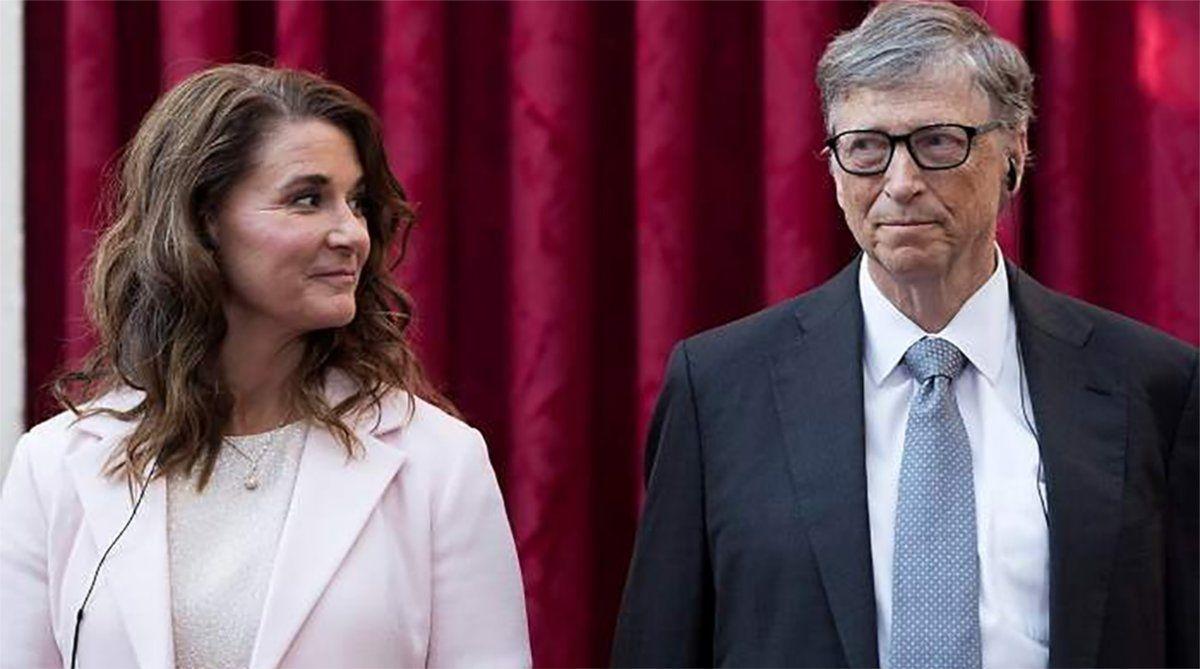 Bill Gates y su ahora ex esposa Melinda - (Foto: ElPeriodico.es)