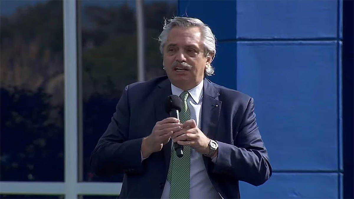 Alberto Fernández se refirió al fallo de la Corte que le dio la razón a la Ciudad de Buenos Aires.