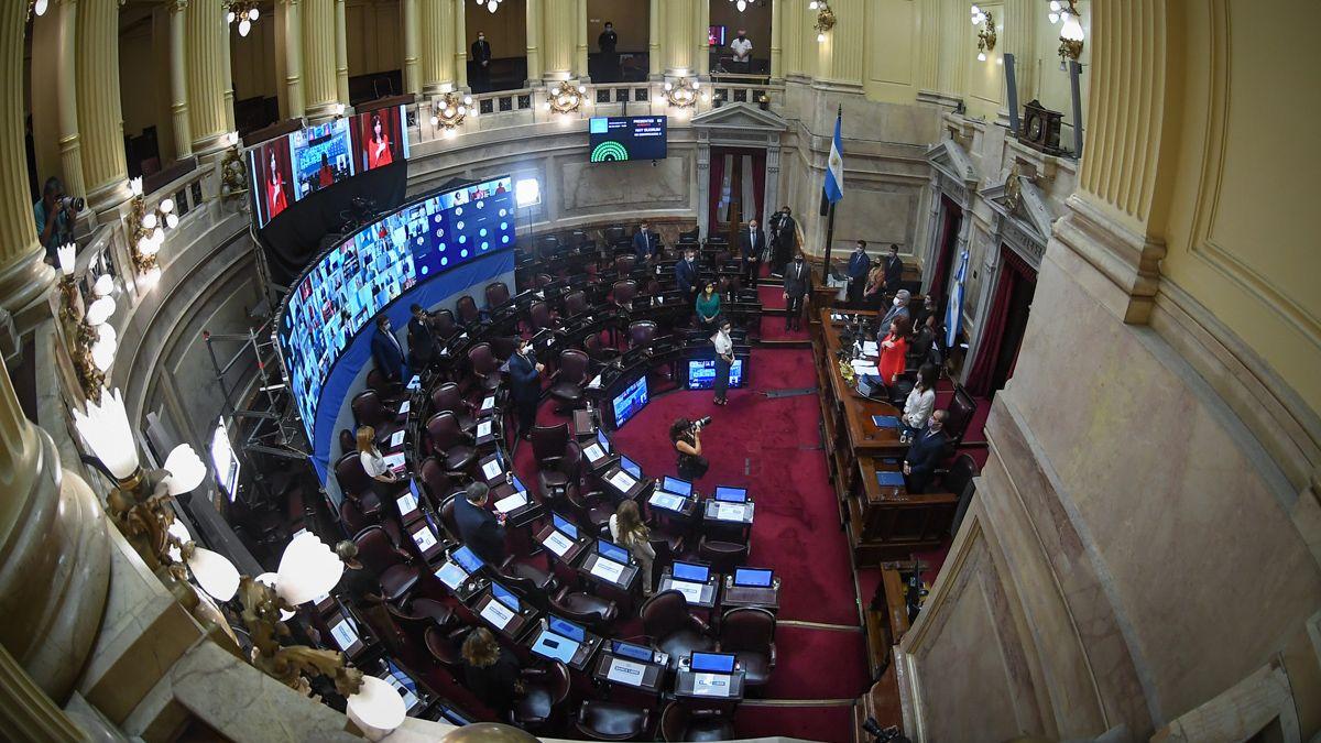 El Senado convirtió en ley la reforma del Impuesto a las Ganancias.